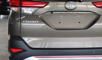 Toyota Rush TRD Sportivo full